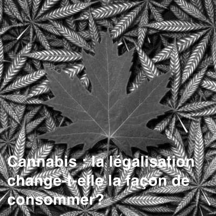 Loi. Cannabis: la légalisation change-t-elle la façon de consommer?