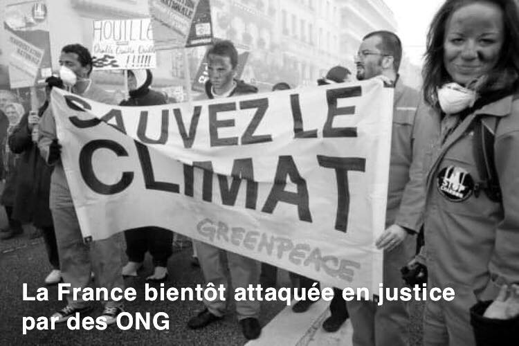 Pénal. La France bientôt attaquée en justice par des ONG