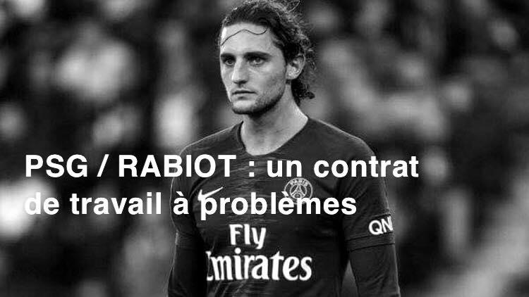 Sport. PSG / Rabiot : un contrat de travail à problèmes