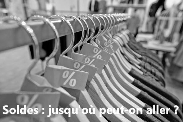 Consommation. Soldes : jusqu'où peut-on aller ?