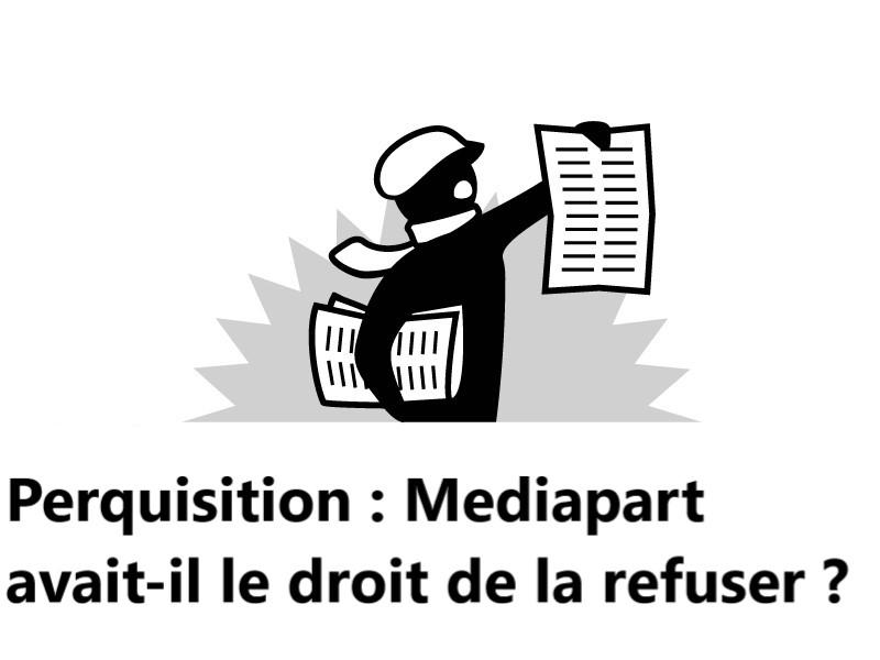 Mediapart, affaire Benalla et perquisition