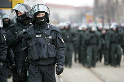 Policier jugé pour des «violences volontaires»